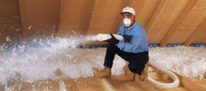 New House Ceilings Porter Insulation Products