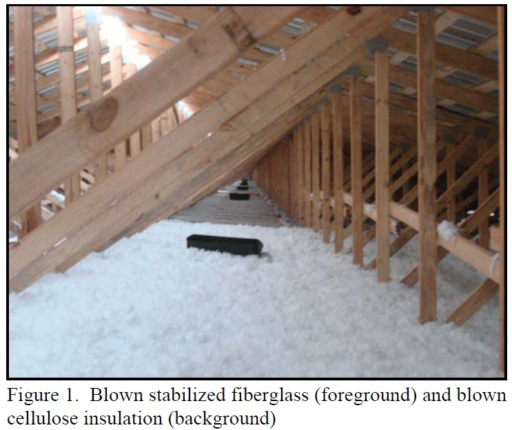 Fiberglass Vs Cellulose Porter Insulation Products
