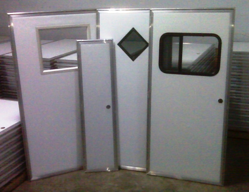 Exceptionnel Entrance Doors, Tunnel Doors, Sliding Doors U0026 Other Panels