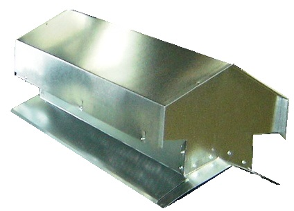 4' Roof Vents